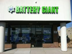 Battery Giant Orland Park Chicago