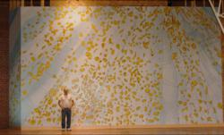 "CLA mosaic, ""Lightfall"""