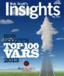 ERP VAR, e2b teknologies, Named to List of Top 100 Vars for the Sale...