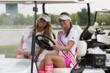 Celebrity Caddies, Angela Zatopek & Kenda Carroll