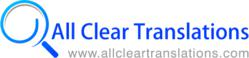 All Clear Translations Logo 2