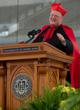 Cardinal Timothy Dolan Speaks at Notre Dame