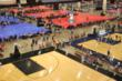 SnapSports® Surfaces are the Official Courts of the AAU 'Jam On...