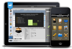 Elements CRM for iPad and iPhone 5