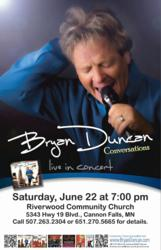 Bryan Duncan Concert Cannon Falls, MN