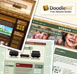 Doodelkit Free Website Builder