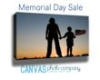 Memorial Day Canvas Print Sale: 25% of Gross Sales Goes to The...
