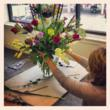 Students of San Diego School of Flower Design go from Beginner to Pro...
