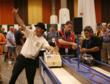 Enthusiastic competitors at the starting line during the 2011 BSRA National Championships