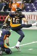 Spokane Shock Beats Tampa Bay Storm 63-49 with 9/9 PATs from Taylor...