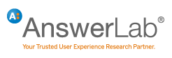 AnswerLab Your Trusted User Experience Research Partner