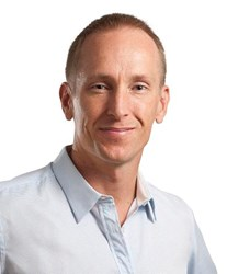 Marketing business coach Casey Gollan