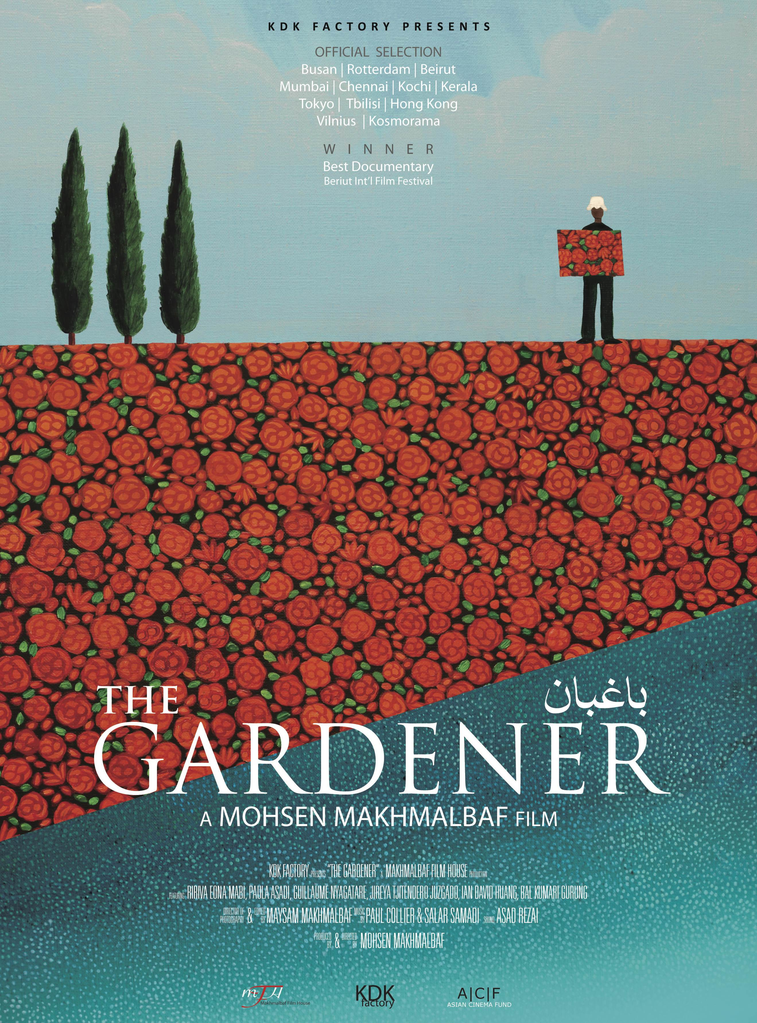 Mohsen Makhmalbafs The Gardener To Compete For Best Documentary At 86th Academy Awards
