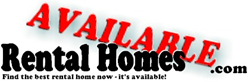 Rental Homes Available