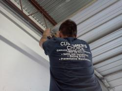 Garage door repair company in Stuart, Fl did a series of videos about f.a.q. because they care about their customers.