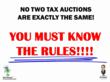 Tax Defaulted Auction Course Now Online at TedThomas.com Explains How...