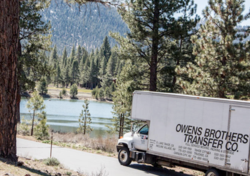 Owens Brothers Transfer is a Lake Tahoe Basin moving company.