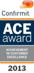Infor has been awarded a 2013 Confirmit ACE (Achievement in Customer Excellence) Award