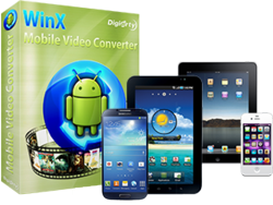 Android Mobile Video Converter