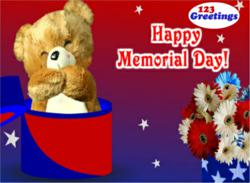 "title"" content=""Memorial Day Cards, Free Memorial Day eCards, Greeting Cards from 123greetings.com""/>"