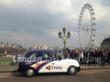 Thai Airways advertises on London Taxis