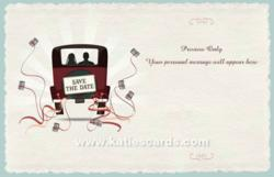 Wedding 'Save the Date' Ecard