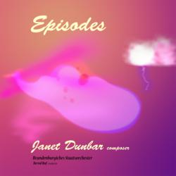 Cover art for Episodes for Orchestra by Janet Dunbar (HQ)