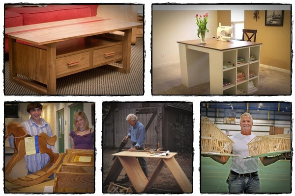 Cool Wood Projects For Beginners Woodworking projects for