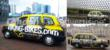 Viking bikes drives consumers to dealers with taxi advertising