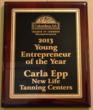 2013 Young Entrepreneur of the Year Award