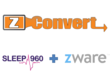 Sleep960 Releases ZConvert: Software Application Aimed at the Sleep...