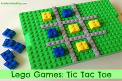 make a LEGO game