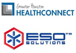 Healthconnect logo - ESO logo