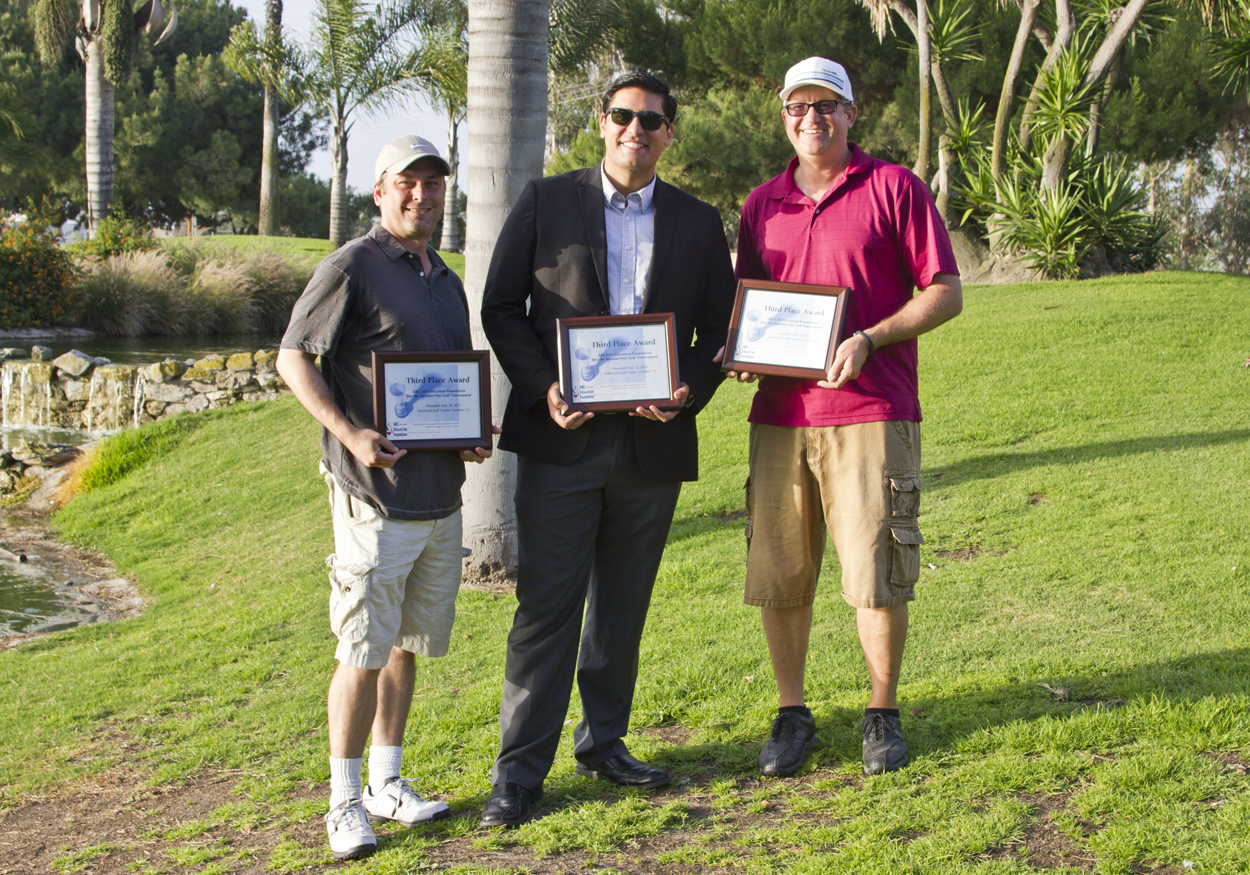 mortgage bank wins third place in fundraiser to benefit