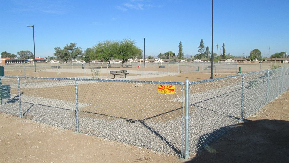 Arizona Air Force Base >> ParknPool Contributes to Opening of Dog Park on Air Force Base