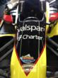 Tattoo Manufacturing Sponsors Indy 500 Race Car