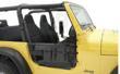 Bestop HighRock 4x4 Element Lower Door for 1997-2005 Jeep Wrangler TJ