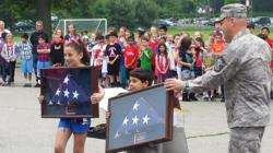 GI Go Fund, Marlton, Evesham, Florence Evans Elementary, Jack Fanous, Jeans For Troops, Nick DiBlasi