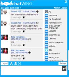 california jose chat room