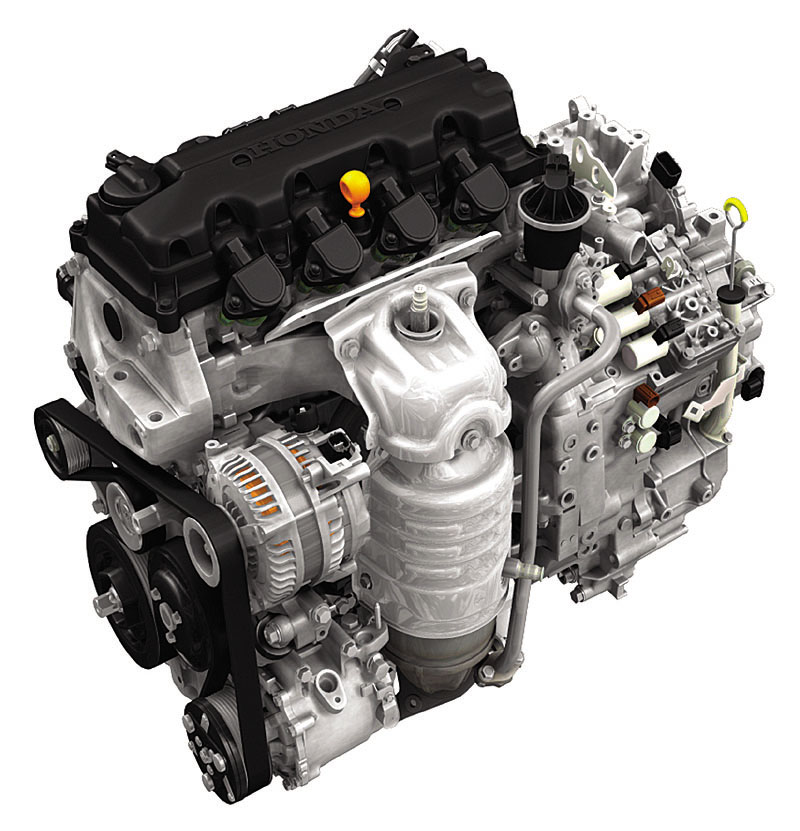 Used Vtec Engine Now Included In Honda Parts Inventory At