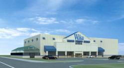 new wilco store rendering featuring 2-story design