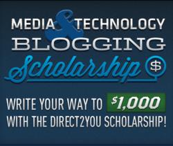 2013 DIRECT2TV Scholarship