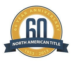 North American Title 60th Anniversary Logo