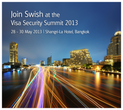 Join Swish at the Visa Security Summit