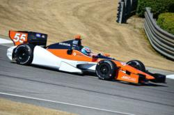 Tristan Vautier, Car #55 in 2013 Indianapolis 500