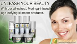 Natura Veda Skin Care Line by Moringa Source
