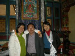 Tibet travel adviser Mr Tony from Lhasa travel agency