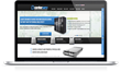 Managed web server