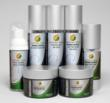 The age-defying, all-natural Natura Veda skin care line consists of seven comprehensive skin-loving products.