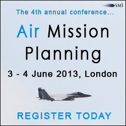 Air Mission Planning 2013